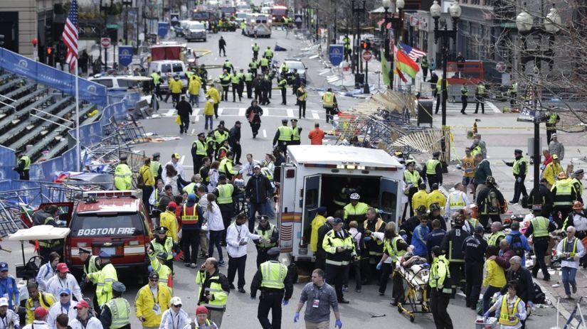 Bostonský maratón, terorizmus