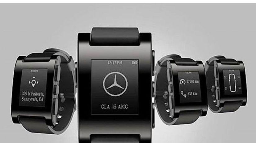 Mercedes-Benz - hodinky