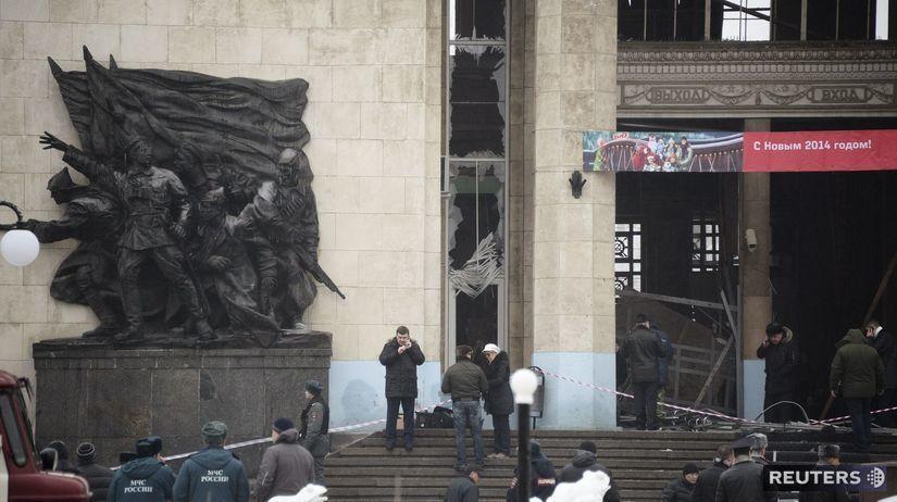 Volgograd, výbuch