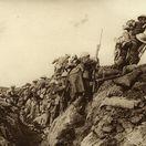 vojak, vojna, prvá svetová vojna