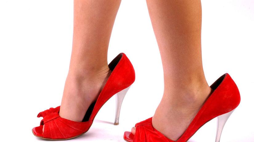 podpäky, vysoké topánky