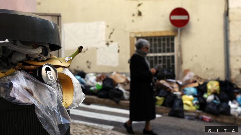 Portugalsko, odpad, Lisabon