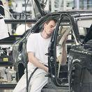 VW, automobilka, Volkswagen, práca, robotniík, octavia