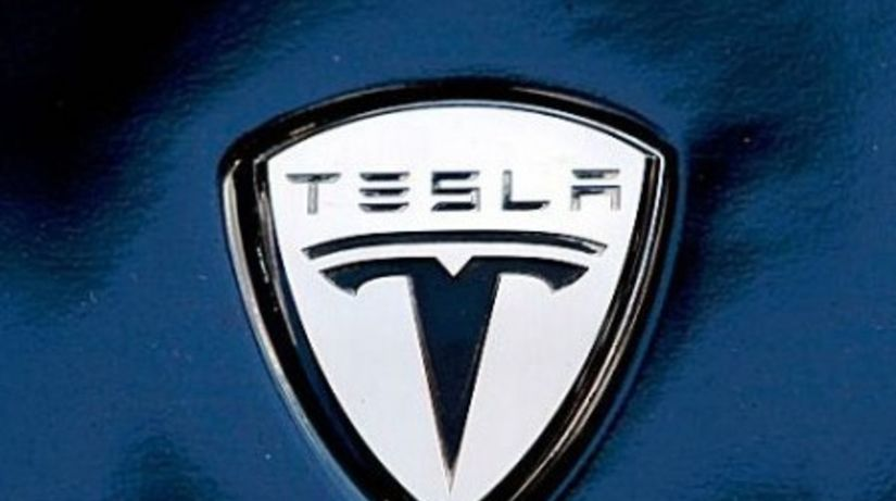 Tesla Motors - logo