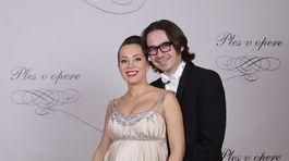 Adriana Kučerová a Matej Drlička