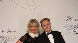 Manželia Simona Bubánová a Janko Kuric.