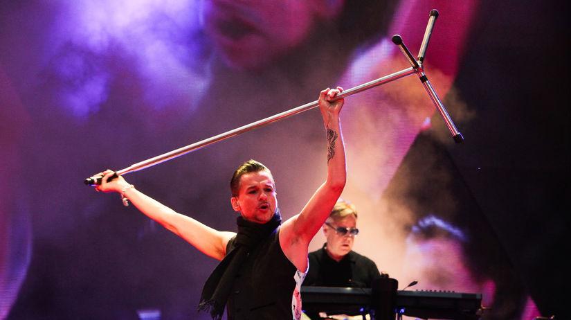 Depeche Mode, Dave Gahan