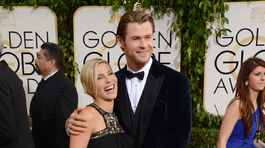 Herečka Elsa Pataky s manželom Chrisom Hemsworthom.