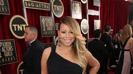 20th Annual SAG Awards - Red Carpet, Mariah Carey