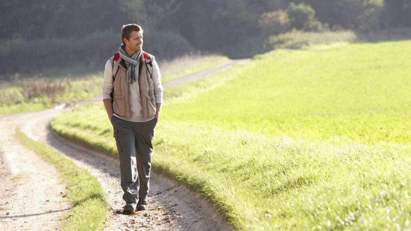 turistika, chôdza, prechádzka