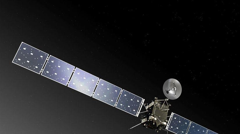 sonda, Rosetta, Philae, kométa, vesmír