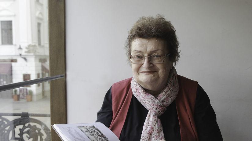Jana Skladaná, jazykovedkyňa, slovenčina