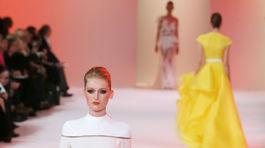 Stephane Rolland Couture - jar-leto 2014 - Paríž.