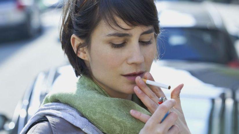 fajčenie, cigarety