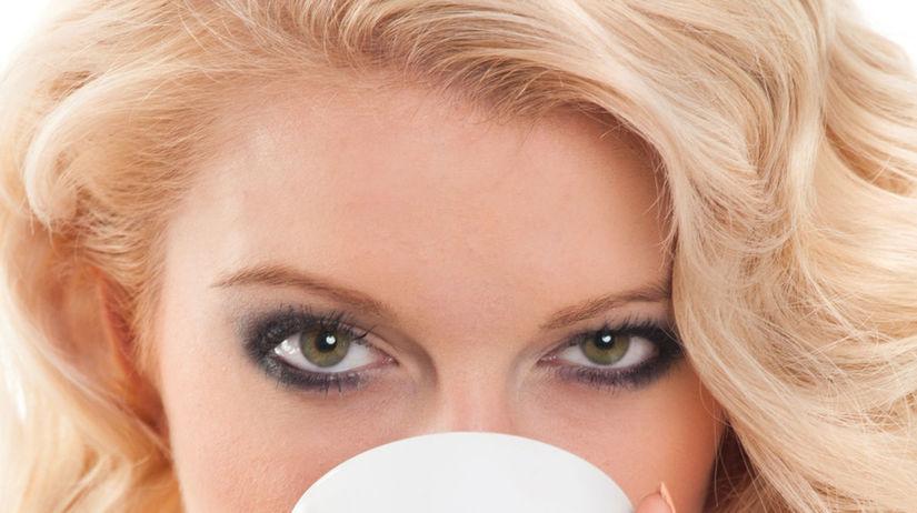 biely čaj, pitie čaju