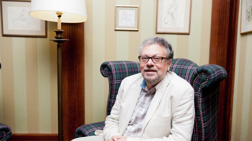 Michail Šiškin, ruský spisovateľ