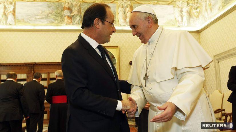 pápež, Hollande