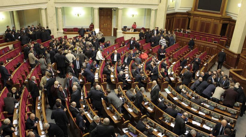 Ukrajina, poslanci, Kyjev