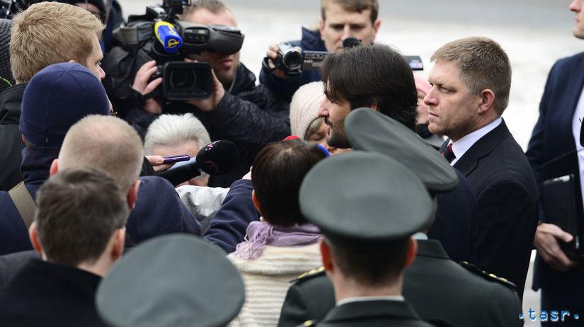 Robert Fico, Robert Kaliňák, Moldava nad Bodvou