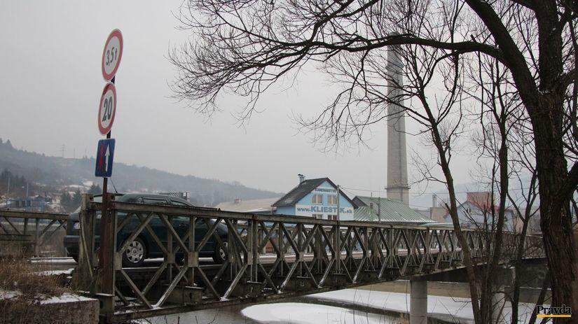 bukovský most, bailey bridge, čadca, svrčinovec