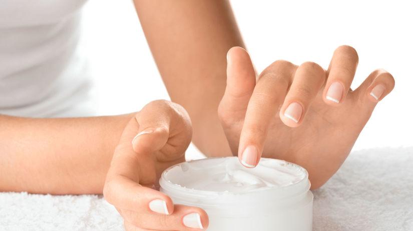krém na ruky, kozmetika,