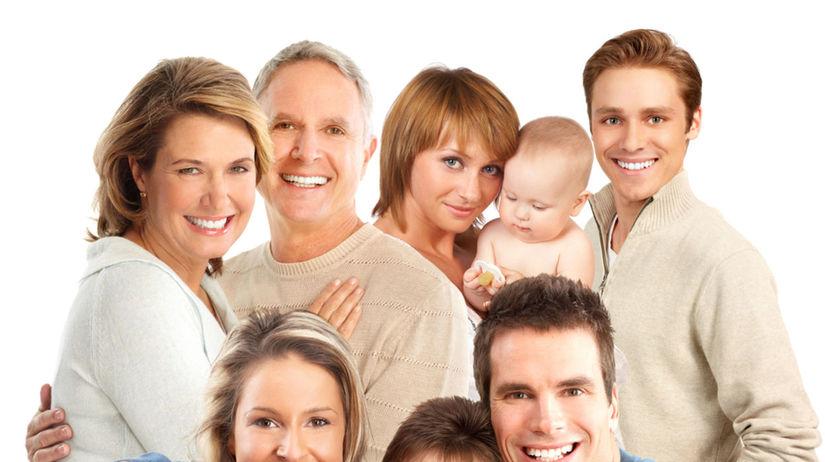 rodina, portrét, vzťahy