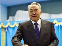 Nursultan Nazarbajev, Kazachstan, prezident