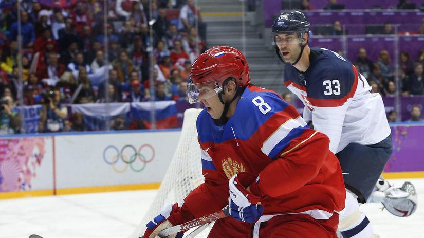 ZOH 2014, soči, hokej, slovensko - rusko,...