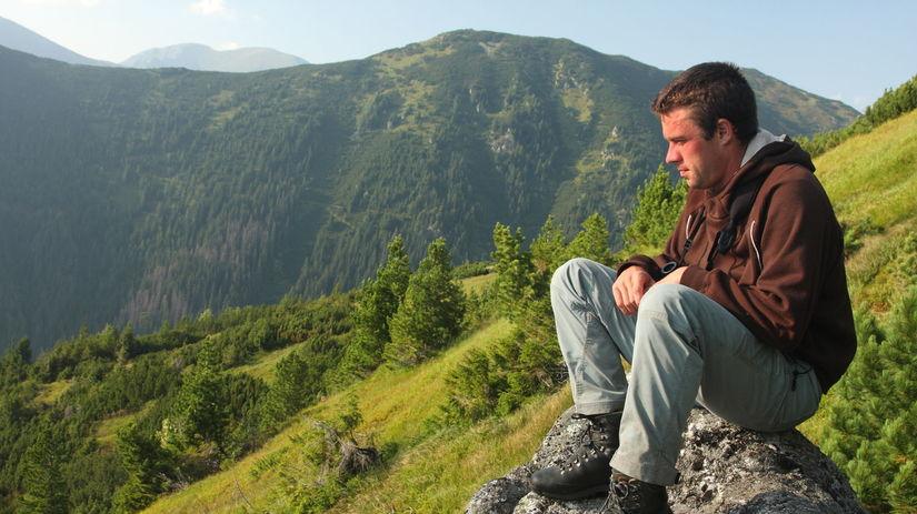 Erik Baláž, ochranár, filmár, dokument, Vlčie...