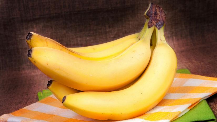 banány, ovocie, výživa, vitamíny
