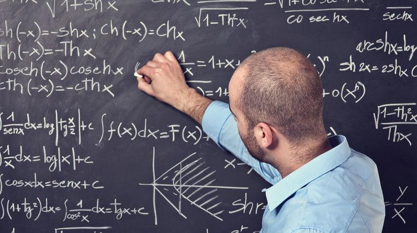 matematika, učiteľ, pedagóg, vzorce, tabuľa,...