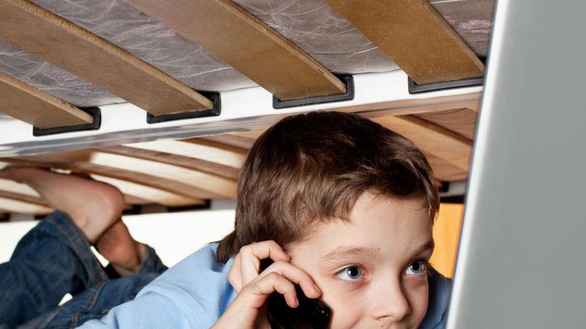 internet, dieťa, komunikácia