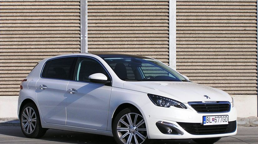 Peugeot 308 - test
