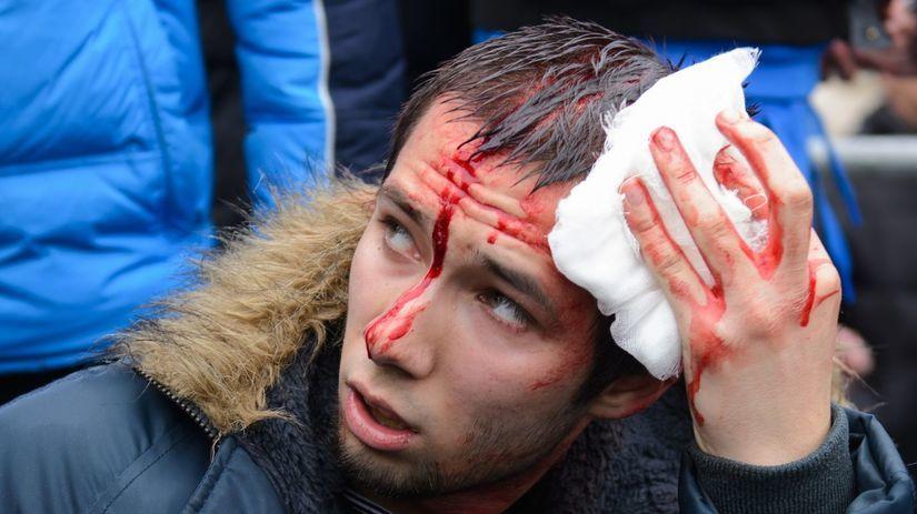 Ukrajina, Krym, kríza, protesty