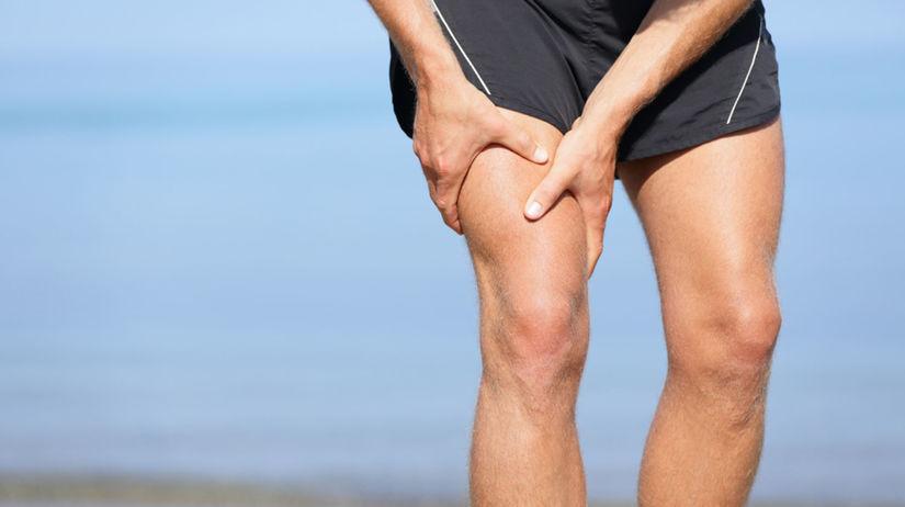 svaly, bolestivé svaly, nohy