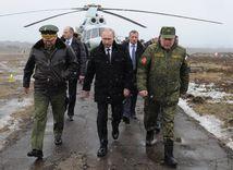 Rusi sa pripravujú na rozsiahle cvičenie, pridá sa aj Čína a Mongolsko