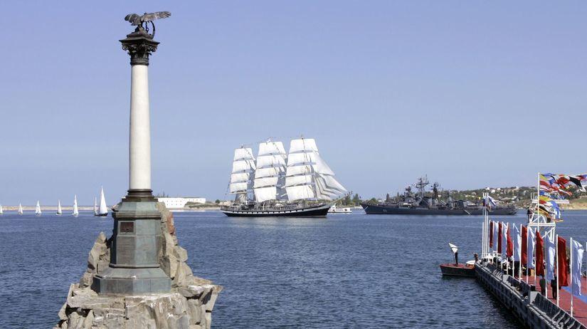 Sevastopol, Krym, Ukrajina