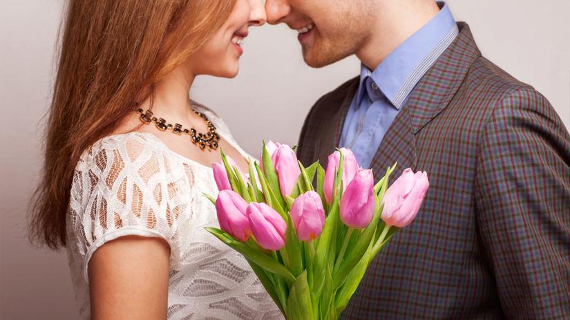 kvety, láska, vzťah, romantika