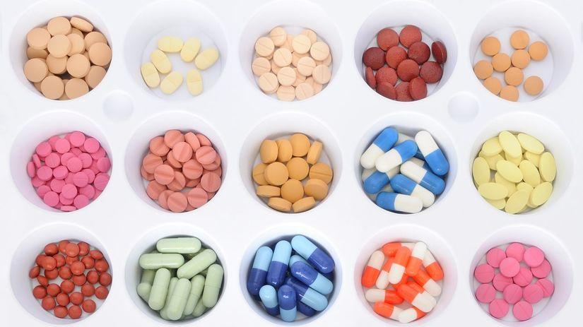 tabletky, lieky, antibiotiká