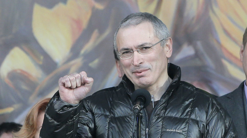Ukrajina Chodorkovský Rusko Kyjev