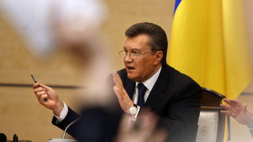 Viktor Janukovyč, Ukrajina, Rusko