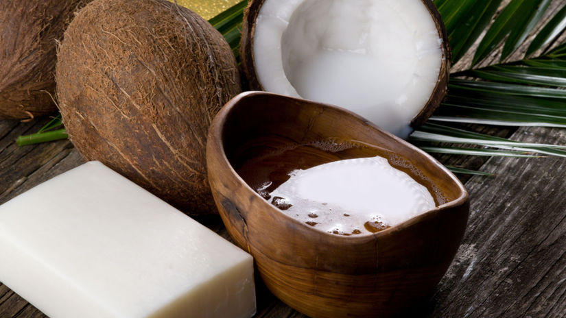 Kokosový olej