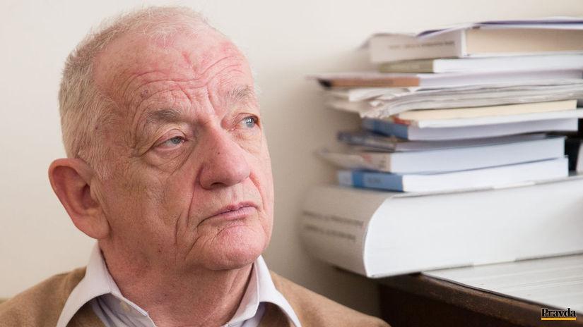 historik, Ivan Kamenec, Slovenský štát