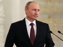 Vladimir Putin, Krym, Rusko, Ukrajina,