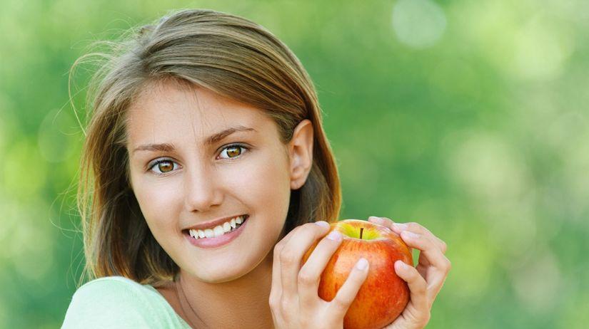 jablko, výživa, vitamíny