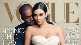 Kanye West a Kim Kardashian