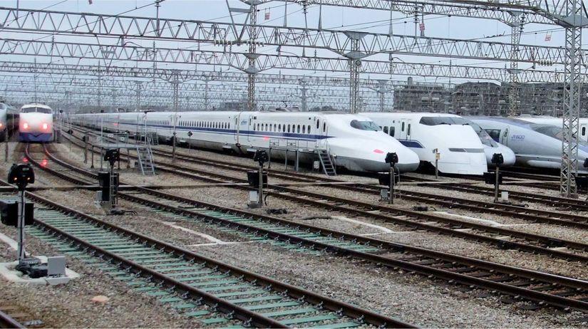biomimetika, vlak, Šinkanzen