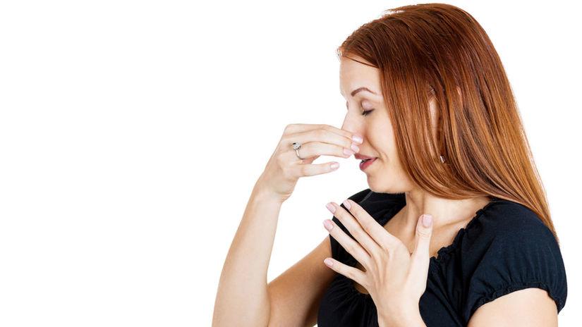 nos, opuchnutý nos, plný nos