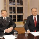 Robert Fico, Andrej Kiska