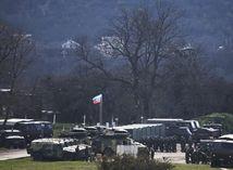 Krym, Simferopol, vojsko, armáda